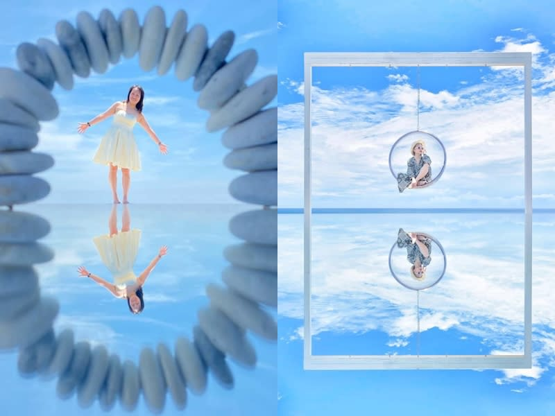 花蓮 天空之鏡
