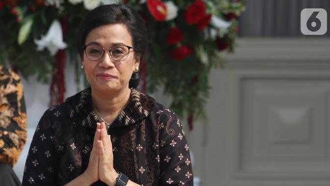 Menteri Keuangan Sri Mulyani (Liputan6.com/Angga Yuniar)