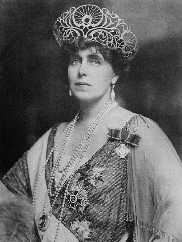 Ratu Marie dari Rumania. (Public Domain)