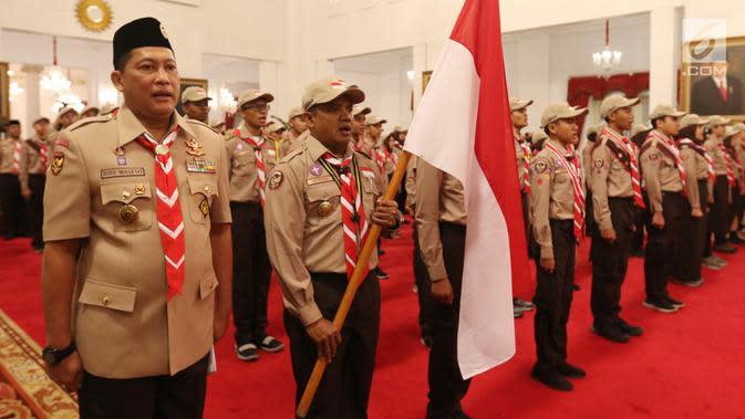 Akhir Kisah Tepuk Pramuka yang Viral di Yogyakarta