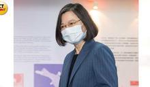 新冠疫情燒到總統府員工 張惇涵證實:蔡英文健康良好