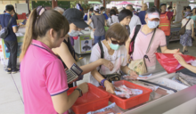 虱目魚、台灣鯛、中卷價平穩 烤海鮮真划算