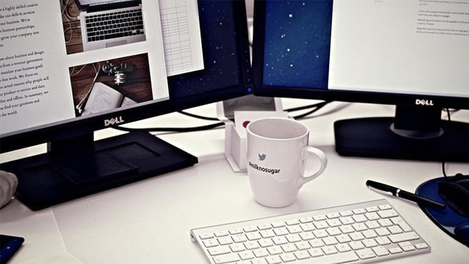 Ilustrasi komputer (pixabay.com)