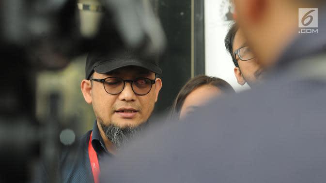 Novel Baswedan Sebut Vonis Teror Air Keras Bakal Jadi Wajah Hukum Indonesia