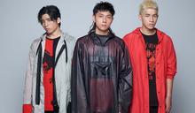 謝博安組最炸樂團 新造型帥到太啾咪