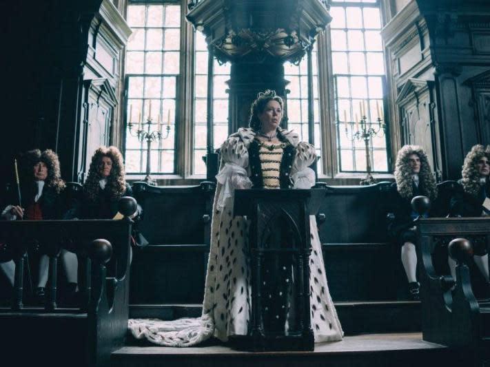 女王為戲增肥超過10公斤