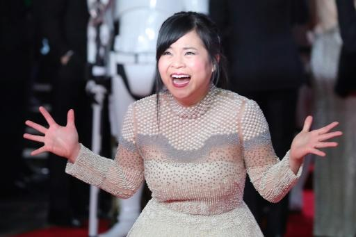 "Actress Kelly Marie Tran -- shown here at the European Premiere of ""Star Wars: The Last Jedi"" in London in December 2017 -- wiped out her Instagram account over the abuse"
