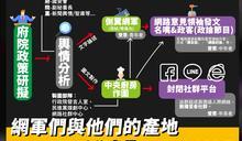 「牛肉麵風波」後劍指行政院 邱顯智一張圖帶你看網軍產業鏈