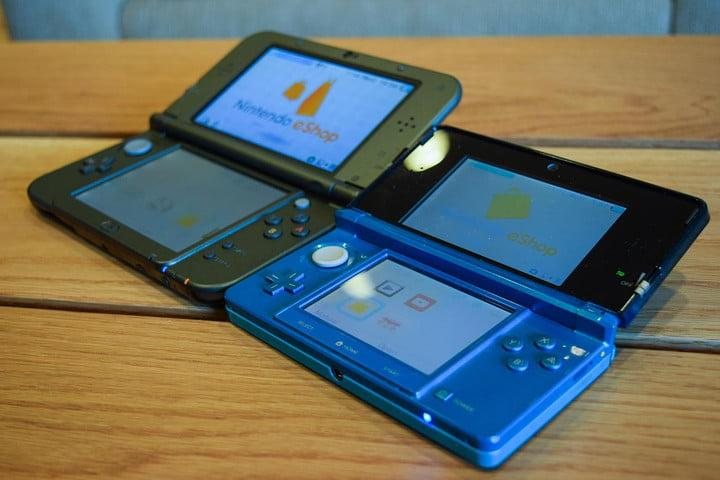 Nintendo 3DS XL hands on 6