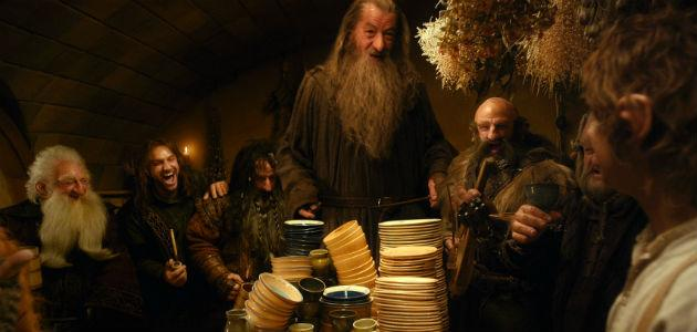Ian McKellen broke down over 'Hobbit' green screen scenes