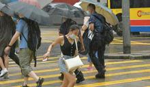 天文台取消所有風球 查帕卡間中帶來狂風驟雨
