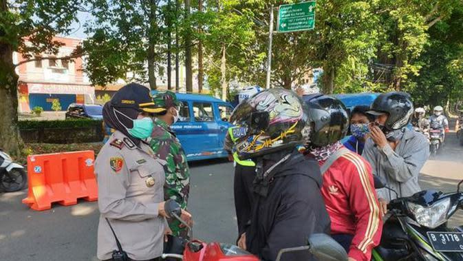 Jelang Idul Fitri, Polisi Perketat Pemeriksaan Kendaraan