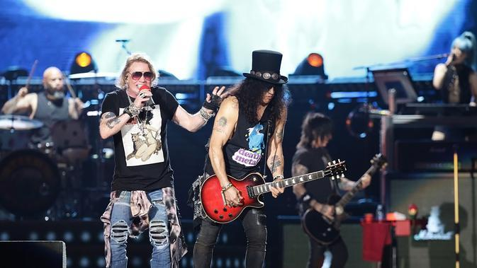 Lirik Lagu November Rain - Guns N Roses