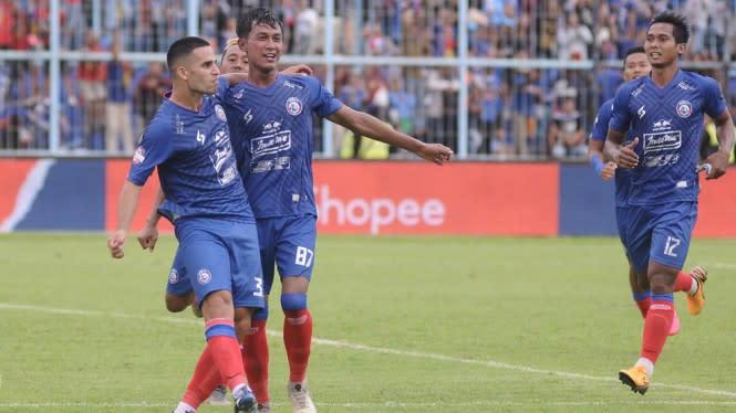 Arema FC Berharap Ada Kemudahan Pemain Asing Masuk Indonesia