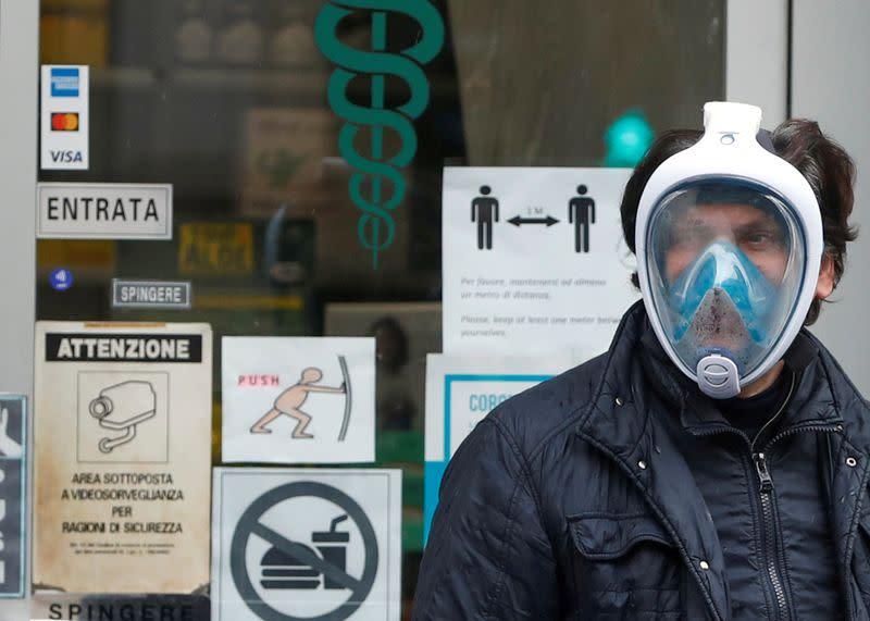 Outbreak of the coronavirus disease (COVID-19) in Rome