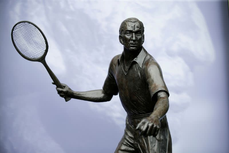 On this day: Born May 18, 1909: Fred Perry, British tennis player
