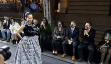 「鶯之饗宴」時尚藝術發表 侯友宜:打造三鶯成國際級美學城鎮