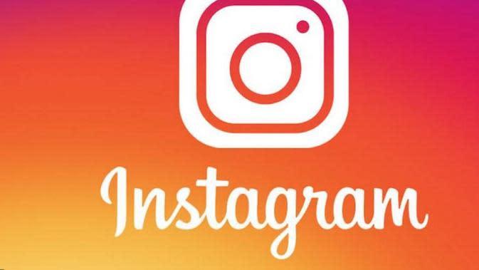 Logo baru Instagram (Sumber: The Guardian).