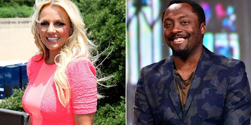 Will.I.Am Would Head to Las Vegas With Britney Spears