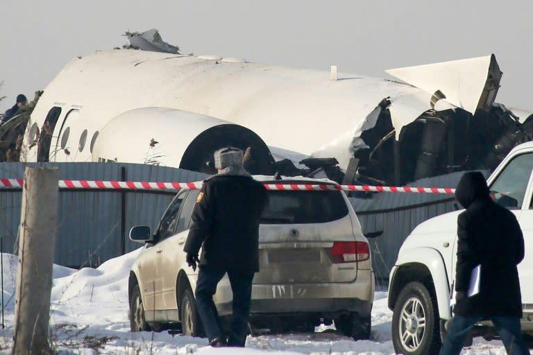 The plan crashed minutes after take off on December 27