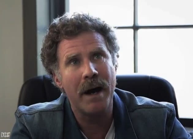 WATCH: 'Funny Or Die Hard'? Will Ferrell's Site Celebrates Movie Deal & 5 Million Twitter Followers