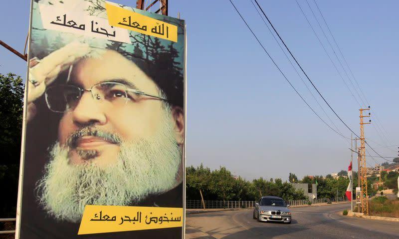 Hezbollah will avenge slain fighter, leader warns Israel