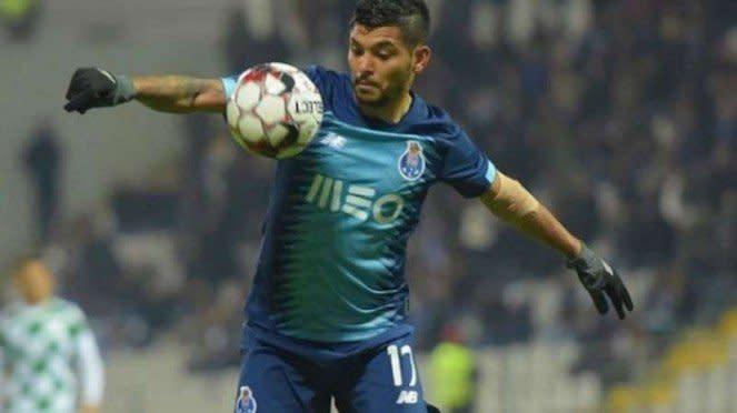 Pemain FC Porto, Jesus Manuel Corona.