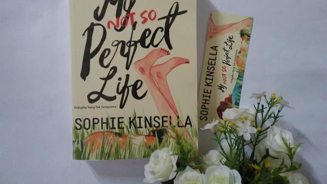 Novel My Not So Perfect Life./Copyright Fimela/Endah