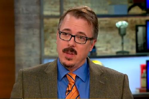 'Breaking Bad' Creator Vince Gilligan Praises Charlie Rose on Cameo: 'Absolutely Fantastic' (Video)