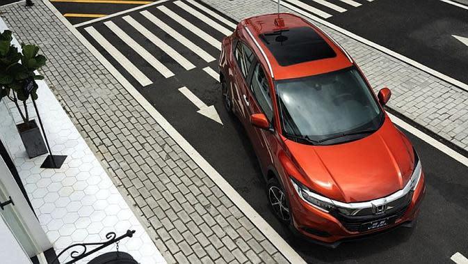 Honda HR-V/ Vezel 1.5L Turbo China (Keyauto.my)