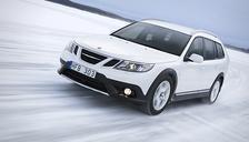 2010 Saab 9-3 XWD