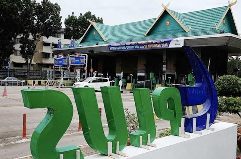 North-south highway operator PLUS Malaysia Berhad announces implementation of Radio Frequency Identification Technology (RFID) at Kedah and Penang has reached 10 per cent penetration. — Bernama pic