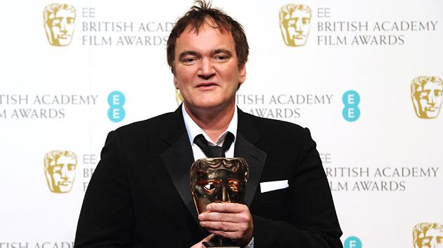 Quentin Tarantino hints at third 'rewritten history' film