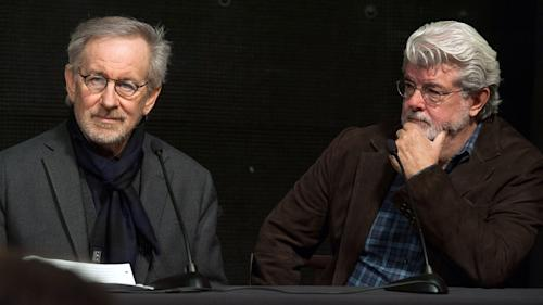 George Lucas & Steven Spielberg: Studios Will Implode; VOD Is the Future