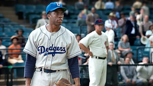 '42' Knocks it Out of the Park on Opening Weekend