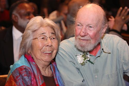 Toshi Seeger, Wife of Pete Seeger, Dead at 91