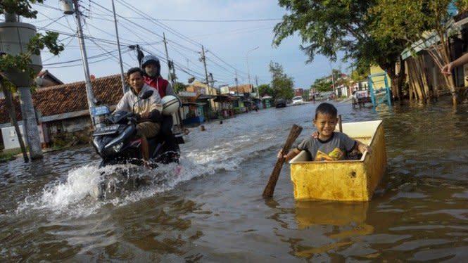 Waspada, Sejumlah Wilayah di Indonesia Bakal Dilanda Banjir