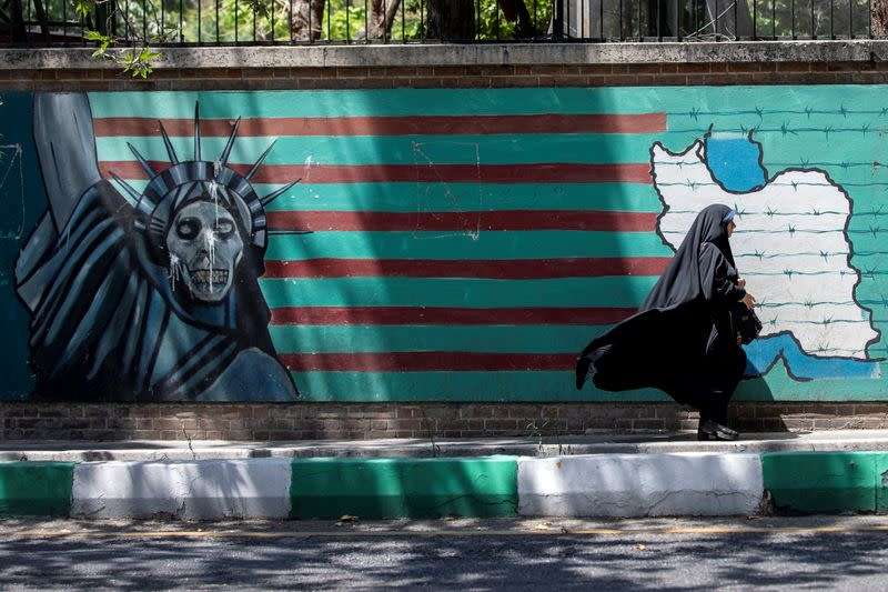 Explainer: The U.S. triggered a 'snapback' of U.N. sanctions on Iran, what does that mean?