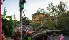 颶風澤塔襲美東南部 6死逾2百萬人缺電