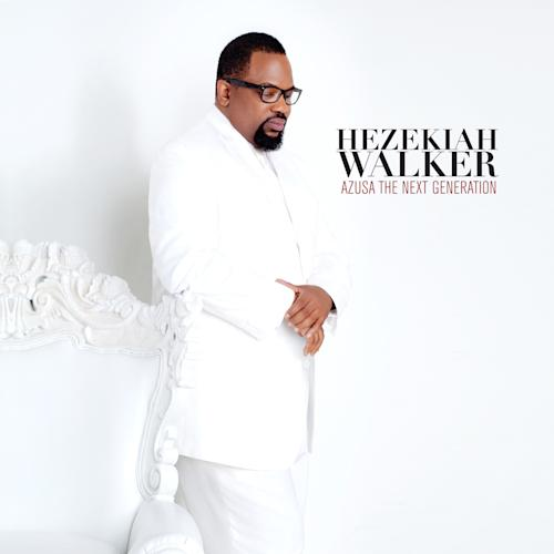 "This CD cover image released by Verity Records shows , ""Azusa: The Next Generation,"" by Hezekiah Walker. (AP Photo/Verity Records)"