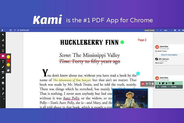 Best Chromebooks apps Kami