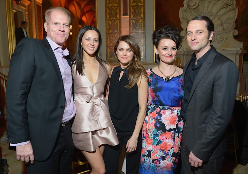 'The Americans' Cast Plays 2 Truths and a Lie: Who Commits Murder? Who's Expecting? And Who Battles a Robot?