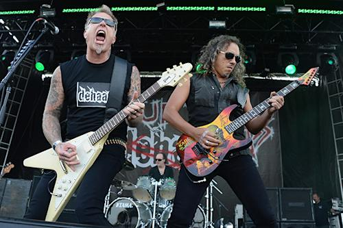 Metallica Talk Epic New Song 'The Lords of Summer'
