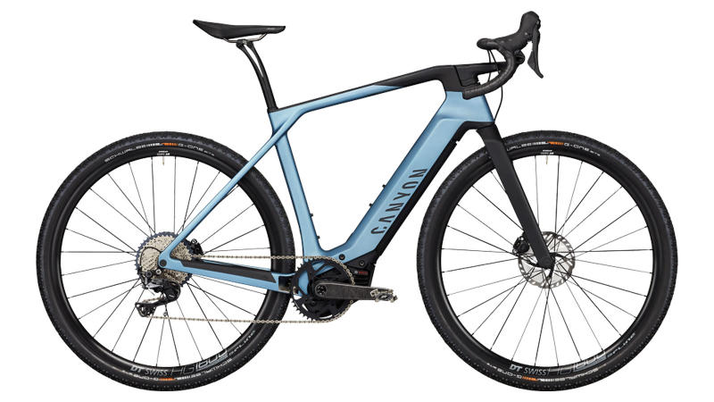 Best Electric Bike: Canyon Grail:On EGravel