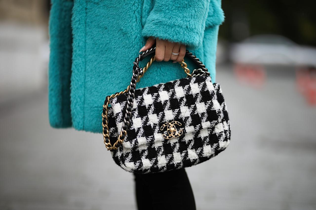 "<p class=""body-dropcap"">At <em>BAZAAR.com</em><em>,</em> we define the handbag as an investment piece worthy of your wallet. It carries and protects your most valuable goods while serving as the metaphorical cherry on top of every look. So clearly, we are already eyeballing winter-month handbag trends.</p><p>This upcoming season, we're drawn to bag trends that make the big freeze something to look forward to—think: puffy purses, fringed fare, and metallic mainstays. Plus, when we're bundled in heavy coats and under maximum layers, it's our handbags that do all the talking. So whether you're feeling the holiday spirit and looking to gift yourself with an unforgettable piece or are just in need of a pick-me-up to survive the extended quarantine, we've got you covered. Ahead, shop our favorite seasonal picks. </p>"