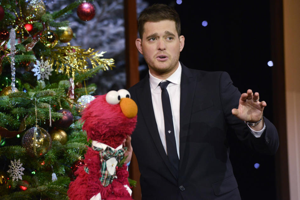 """Michael Bublé: Home for the Holidays"" (Monday, 12/10 at 10 PM on NBC)"