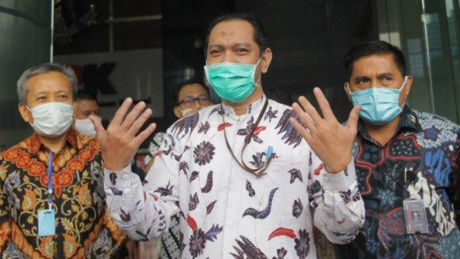 KPK Awasi Program Subsidi Gaji Pekerja Terdampak Pandemi COVID-19
