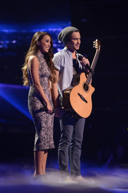'The X Factor' Top 6 Night: Divas Unplugged