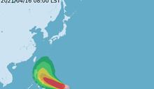 舒力基轉中颱侵台機率0 還害台灣「穩定乾燥5、6天」