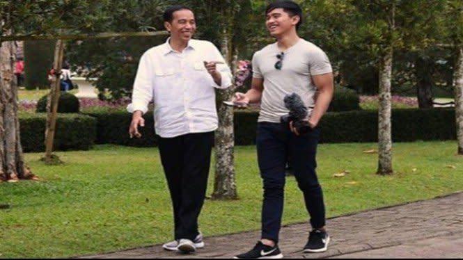 Kaesang Baper karena Jokowi Tak Pasang Foto Bersamanya